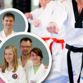 Taekwondo: Danprüfung im Mai
