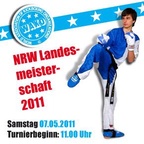 Kickboxen: NRW Landesmeisterschaft 2011 in Gelsenkirchen