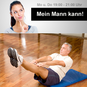"""Die Fernsehshow bei uns im Verein - """"Mein Mann kann!"""""""