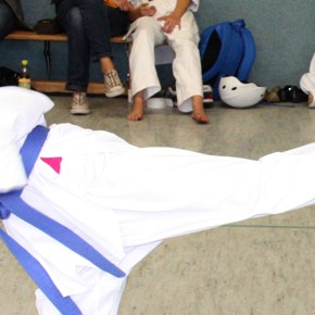 Gürtelprüfung Juli 2011