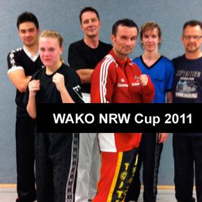 WAKO NRW Cup 2011