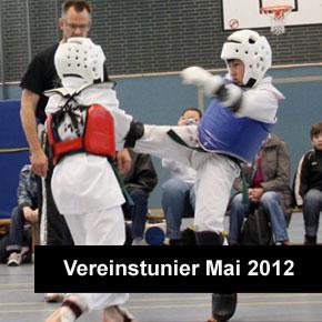 Vereinsturnier im Mai 2012