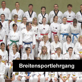 Breitensportlehrgang der NWTU in Witten