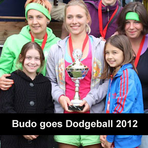 Budo goes Dodgeball 2012
