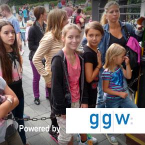 Phantasialand Brühl powered bei ggw