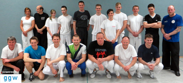 Kravmaga meets Budo … again and again