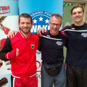 Erfahrung sammeln auf der Landesmeisterschaft in Duisburg