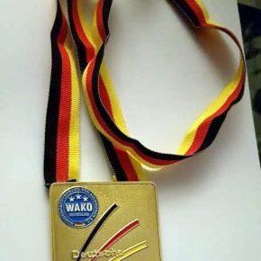 Es ist vollbracht....Roman hat seinen ersten Titel als Deutscher Meister 2018